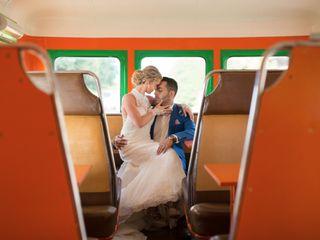 Le mariage de Kelly et Thomas