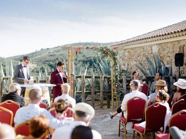 Le mariage de Rachid  et Barbara  à Narbonne, Aude 11