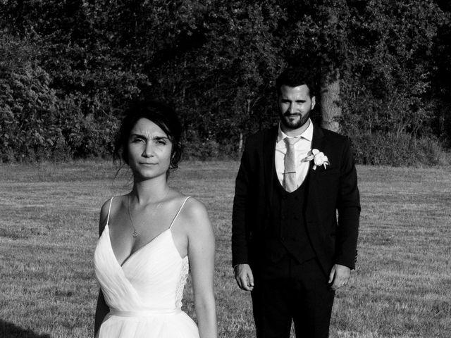 Le mariage de Dorian et Céline à Lignières, Cher 15