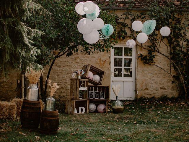 Le mariage de Dorian et Céline à Lignières, Cher 18