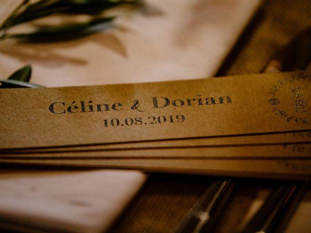 Le mariage de Dorian et Céline à Lignières, Cher 21