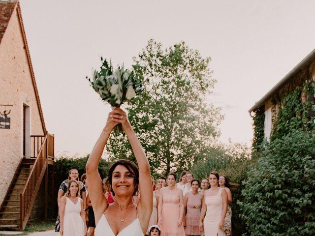 Le mariage de Dorian et Céline à Lignières, Cher 35