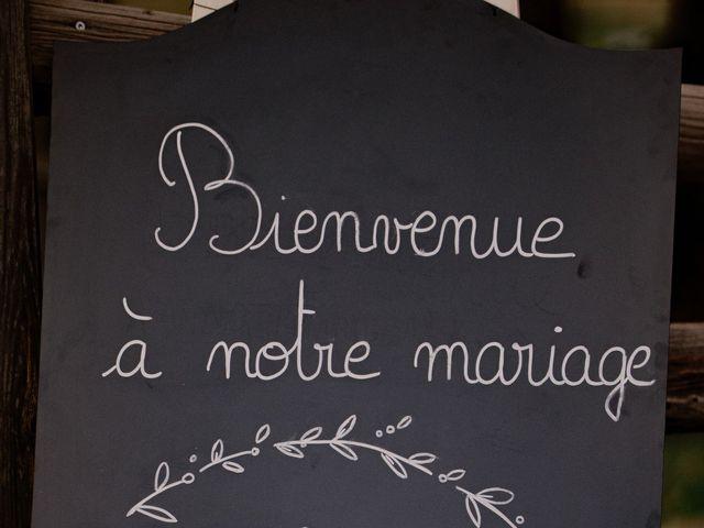 Le mariage de Dorian et Céline à Lignières, Cher 40