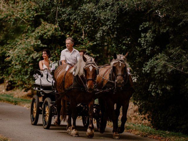 Le mariage de Dorian et Céline à Lignières, Cher 41