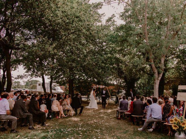 Le mariage de Dorian et Céline à Lignières, Cher 48