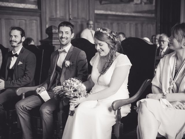 Le mariage de Florian et Tatiana à Morigny-Champigny, Essonne 24