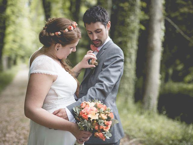 Le mariage de Florian et Tatiana à Morigny-Champigny, Essonne 32