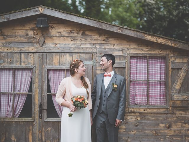 Le mariage de Florian et Tatiana à Morigny-Champigny, Essonne 34