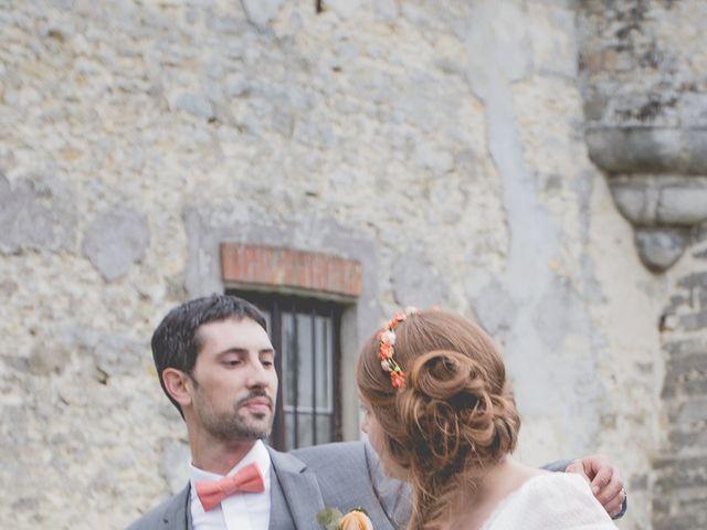 Le mariage de Florian et Tatiana à Morigny-Champigny, Essonne 56
