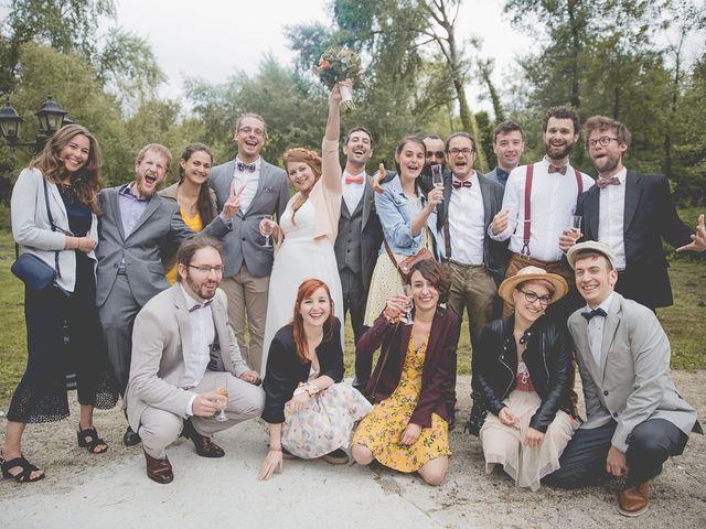 Le mariage de Florian et Tatiana à Morigny-Champigny, Essonne 61
