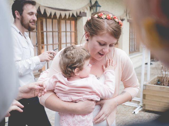 Le mariage de Florian et Tatiana à Morigny-Champigny, Essonne 62