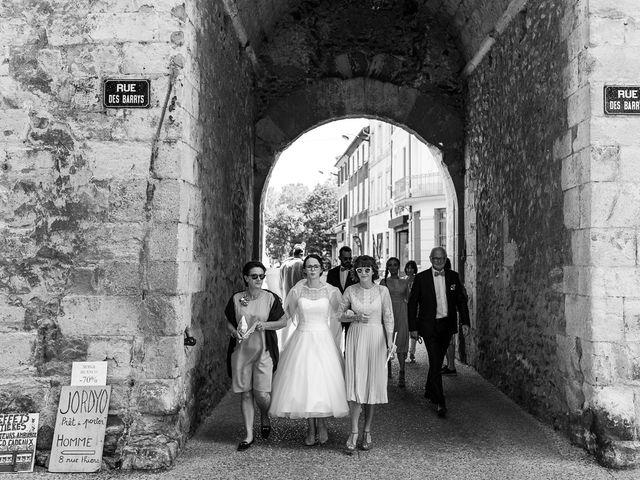 Le mariage de Guillaume et Marion à Tournon-sur-Rhône, Ardèche 14