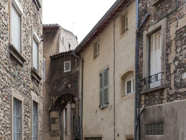Le mariage de Guillaume et Marion à Tournon-sur-Rhône, Ardèche 16
