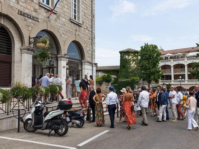 Le mariage de Guillaume et Marion à Tournon-sur-Rhône, Ardèche 17
