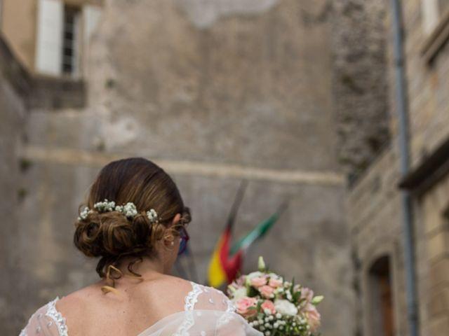 Le mariage de Guillaume et Marion à Tournon-sur-Rhône, Ardèche 18