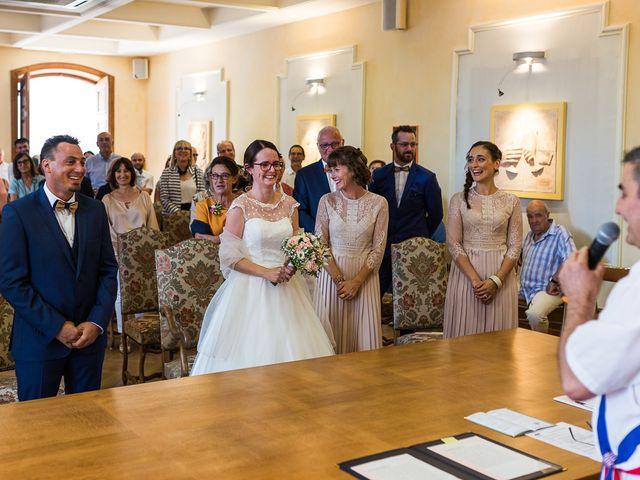 Le mariage de Guillaume et Marion à Tournon-sur-Rhône, Ardèche 20