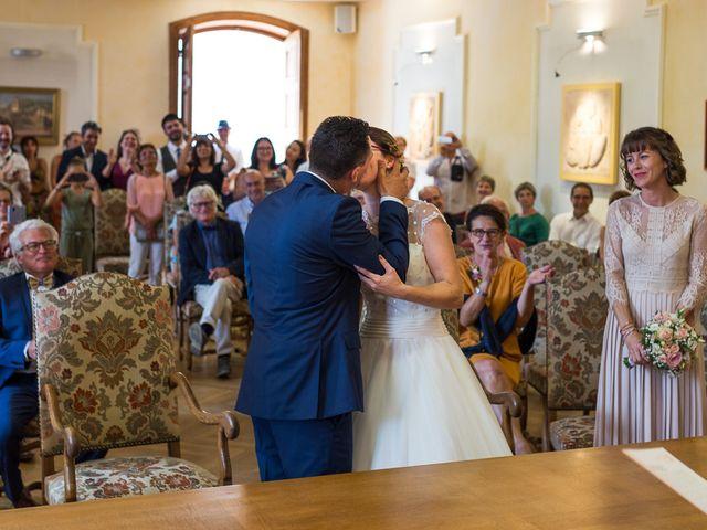 Le mariage de Guillaume et Marion à Tournon-sur-Rhône, Ardèche 21