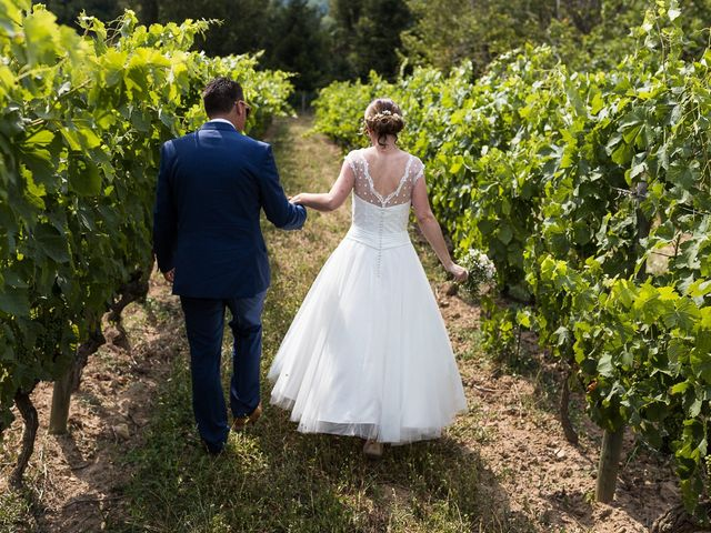 Le mariage de Guillaume et Marion à Tournon-sur-Rhône, Ardèche 26
