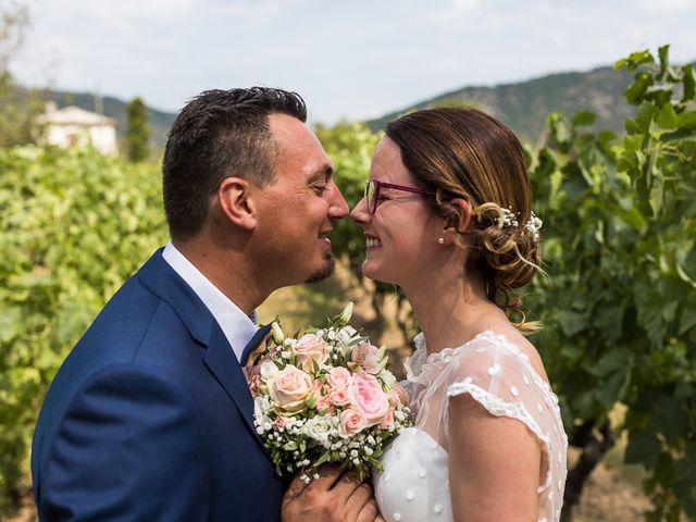 Le mariage de Guillaume et Marion à Tournon-sur-Rhône, Ardèche 29