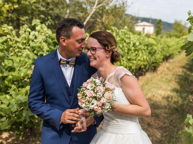 Le mariage de Guillaume et Marion à Tournon-sur-Rhône, Ardèche 30
