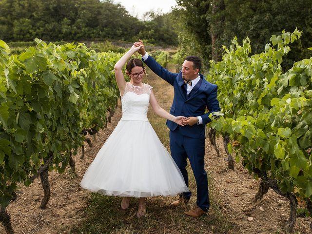 Le mariage de Guillaume et Marion à Tournon-sur-Rhône, Ardèche 31