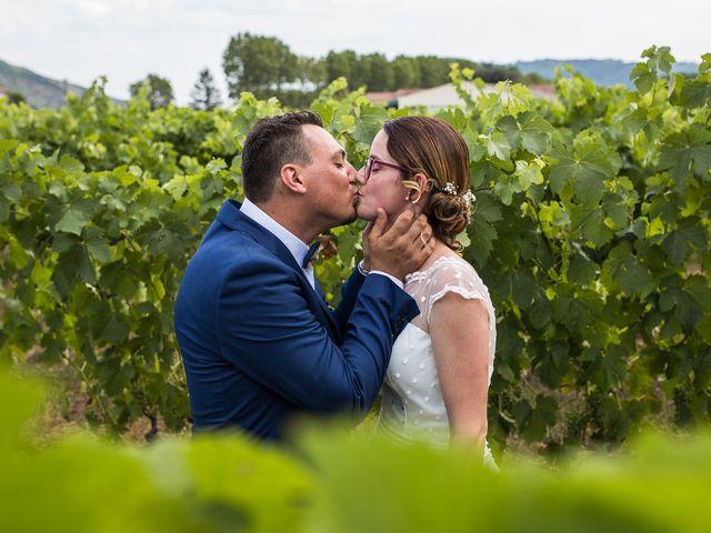 Le mariage de Guillaume et Marion à Tournon-sur-Rhône, Ardèche 32