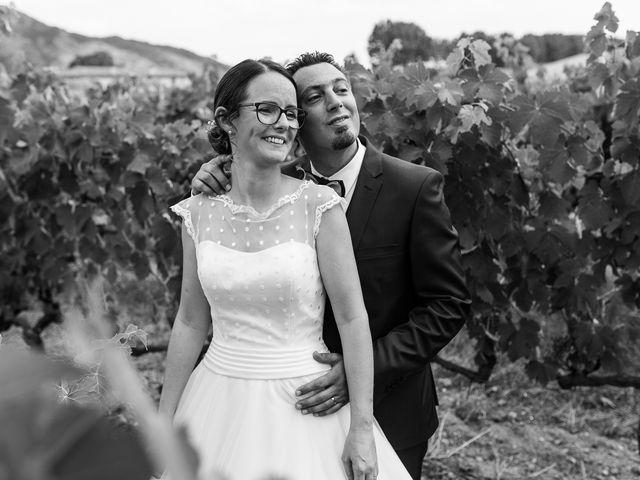 Le mariage de Guillaume et Marion à Tournon-sur-Rhône, Ardèche 33