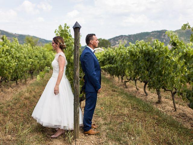 Le mariage de Guillaume et Marion à Tournon-sur-Rhône, Ardèche 34