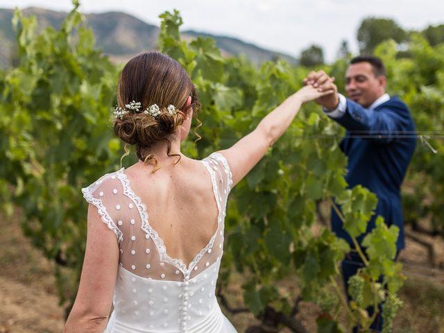 Le mariage de Guillaume et Marion à Tournon-sur-Rhône, Ardèche 35