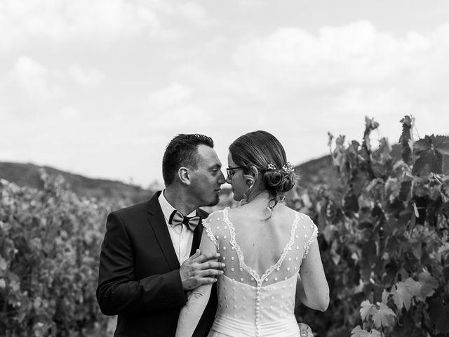 Le mariage de Guillaume et Marion à Tournon-sur-Rhône, Ardèche 36