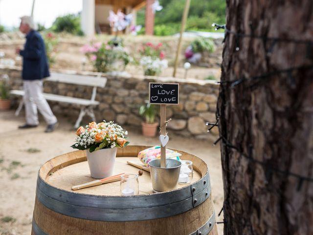 Le mariage de Guillaume et Marion à Tournon-sur-Rhône, Ardèche 39