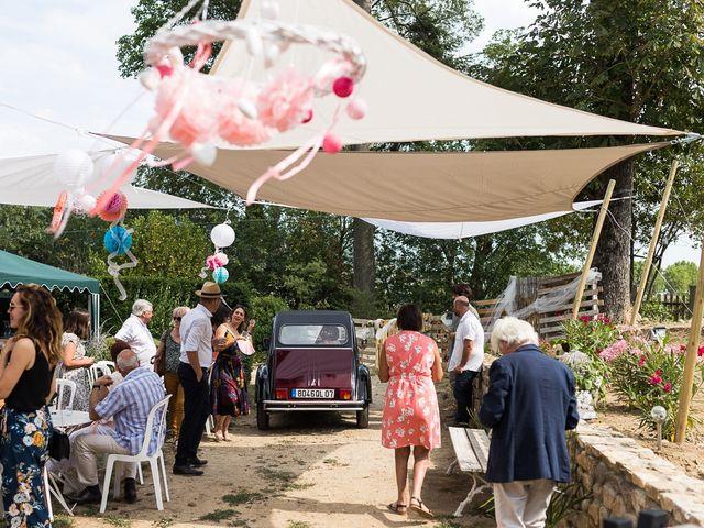 Le mariage de Guillaume et Marion à Tournon-sur-Rhône, Ardèche 40