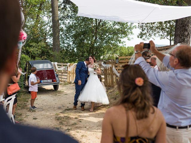 Le mariage de Guillaume et Marion à Tournon-sur-Rhône, Ardèche 41