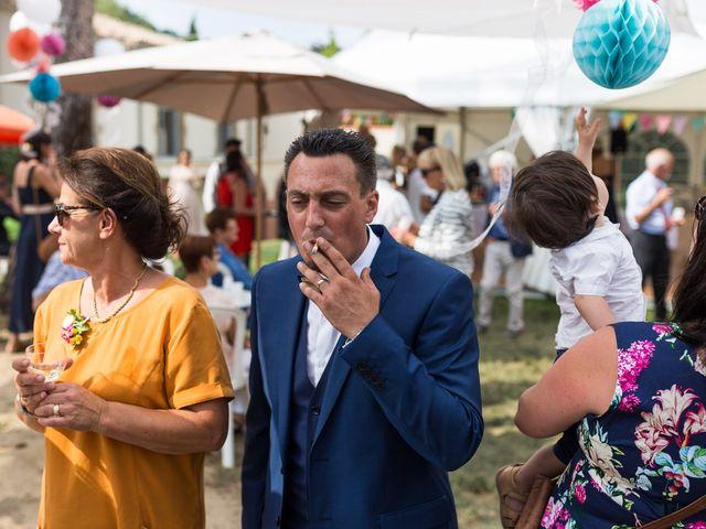 Le mariage de Guillaume et Marion à Tournon-sur-Rhône, Ardèche 43