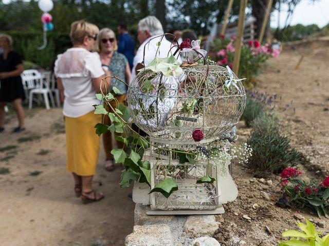 Le mariage de Guillaume et Marion à Tournon-sur-Rhône, Ardèche 45