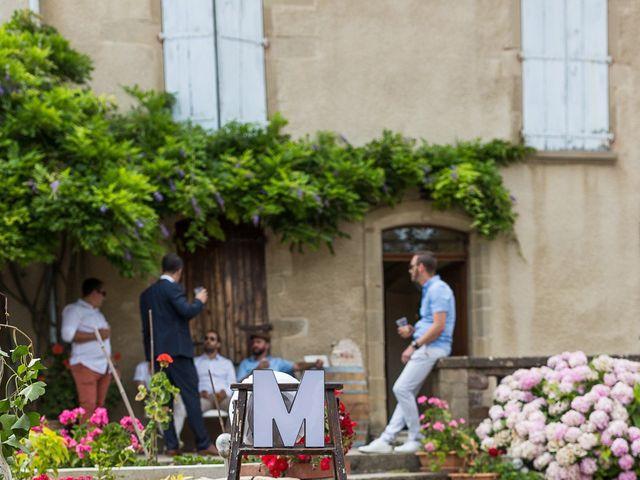 Le mariage de Guillaume et Marion à Tournon-sur-Rhône, Ardèche 47