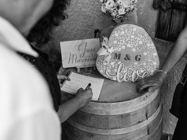 Le mariage de Guillaume et Marion à Tournon-sur-Rhône, Ardèche 56