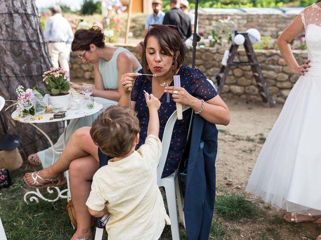 Le mariage de Guillaume et Marion à Tournon-sur-Rhône, Ardèche 57