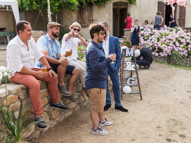 Le mariage de Guillaume et Marion à Tournon-sur-Rhône, Ardèche 62