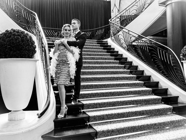 Le mariage de Daniel et Yollande à Paris, Paris 44