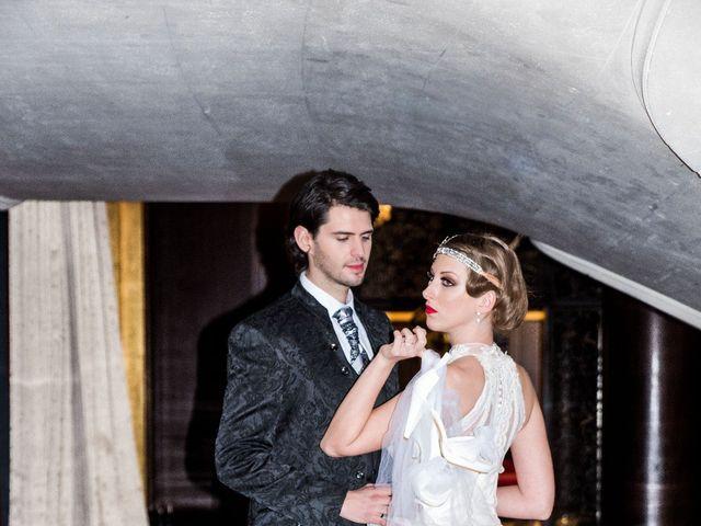 Le mariage de Daniel et Yollande à Paris, Paris 68
