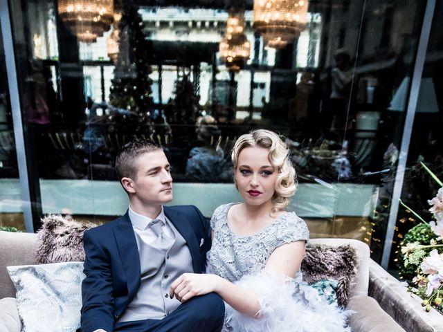 Le mariage de Daniel et Yollande à Paris, Paris 71