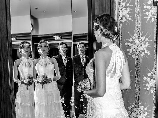 Le mariage de Daniel et Yollande à Paris, Paris 76