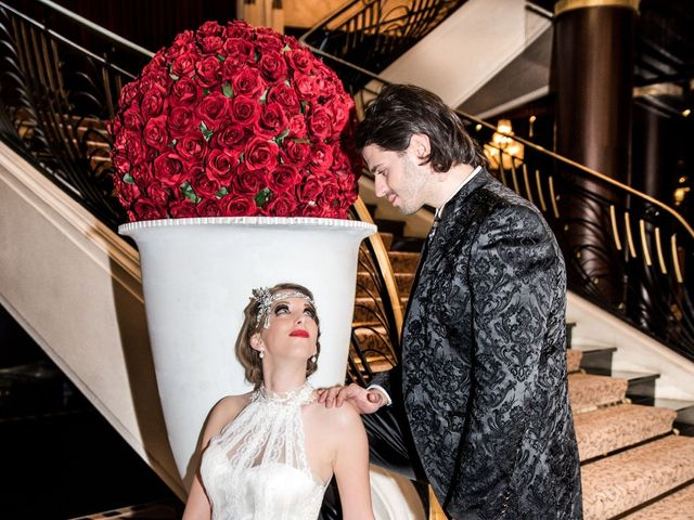 Le mariage de Daniel et Yollande à Paris, Paris 78