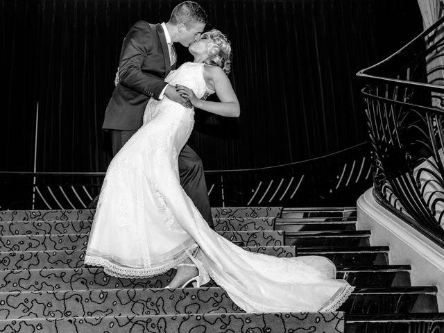 Le mariage de Daniel et Yollande à Paris, Paris 80