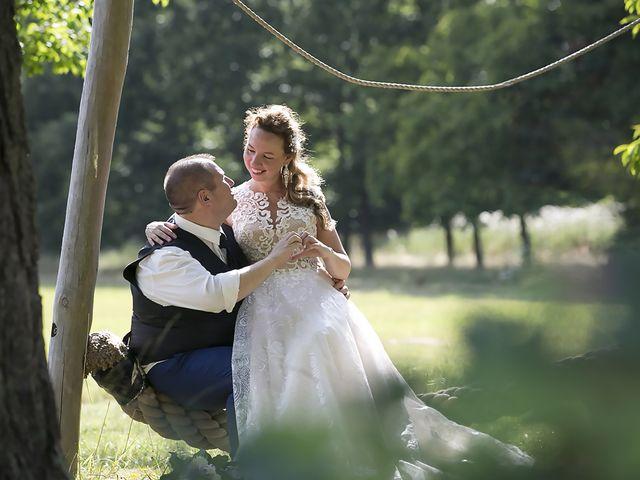 Le mariage de Roza et Franck