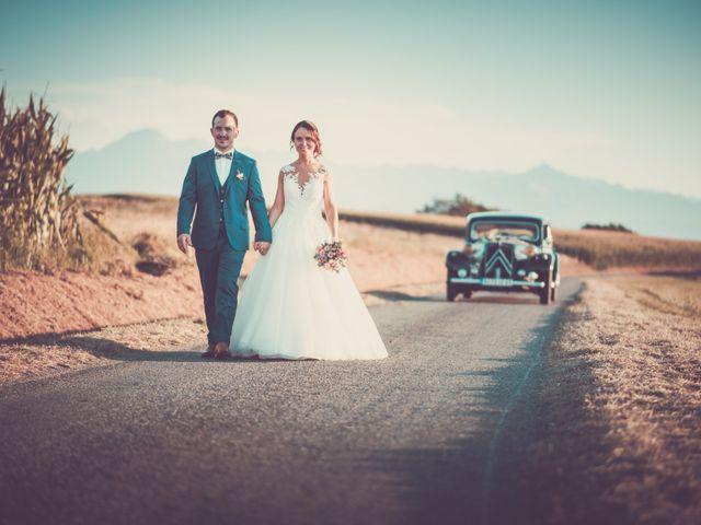 Le mariage de Sylvain et Mélanie à Tarbes, Hautes-Pyrénées 1