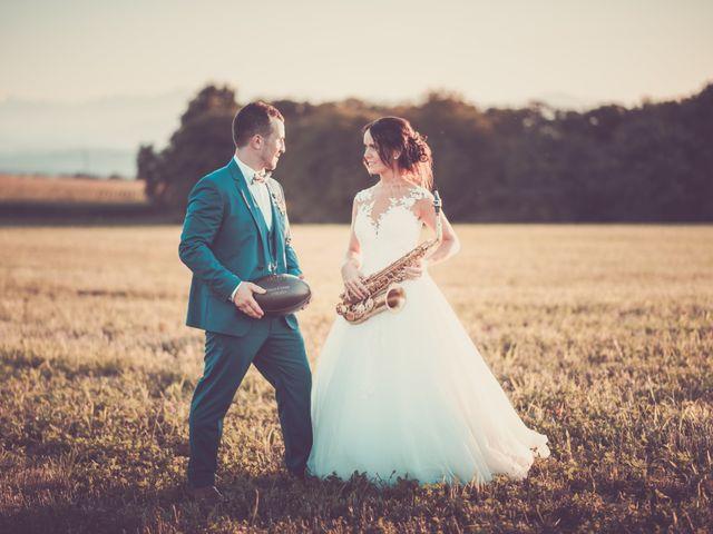 Le mariage de Sylvain et Mélanie à Tarbes, Hautes-Pyrénées 4