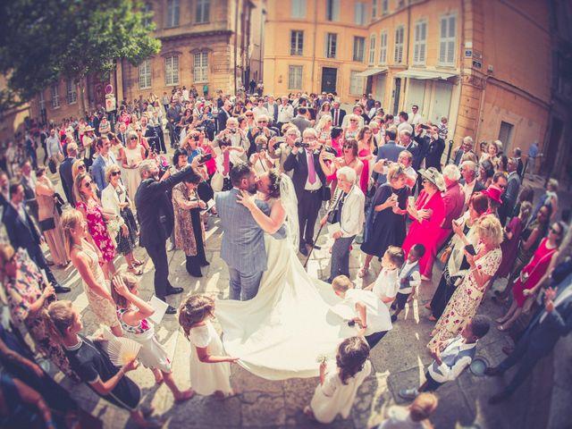Le mariage de Frederic et Florence à Aix-en-Provence, Bouches-du-Rhône 25