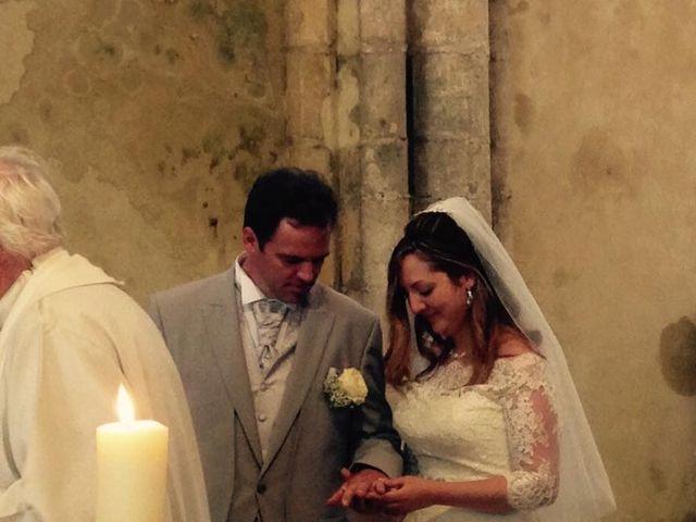Le mariage de Frédéric  et Caroline  à Diges, Yonne 3